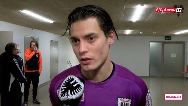 Video-Cover: Neuchâtel Xamax FCS - FC Aarau 0:0 (22.02.2016, Runde 21) Stimmen zum Spiel