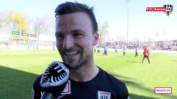 Video-Cover: FC Aarau - FC Winterthur 3:0 (10.04.2016, Runde 27)