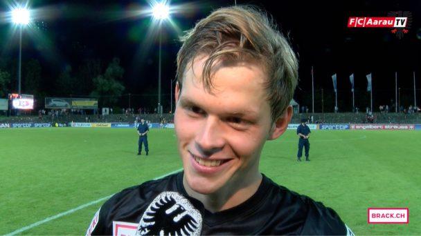 Video-Cover: FC Aarau - Servette FC 2:0 (08.08.2016, Stimmen zum Spiel)