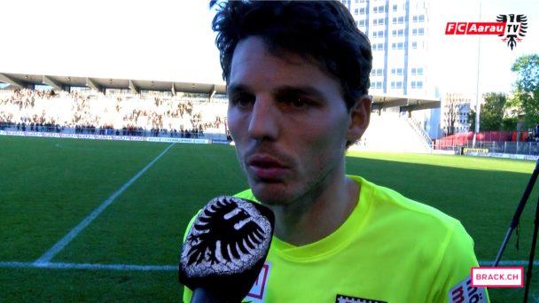 Video-Cover: FC Winterthur - FC Aarau 3:2 (29.04.2017, Stimmen zum Spiel)
