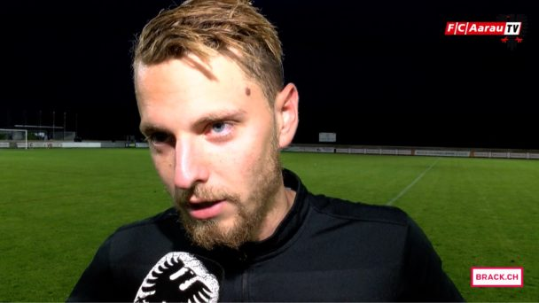 Video-Cover: FC Le Mont - FC Aarau 1:0 (18.05.2017, Stimmen zum Spiel)
