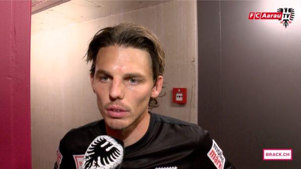 Video-Cover: FC Wil - FC Aarau 0:0 (11.08.2016, Stimmen zum Spiel)