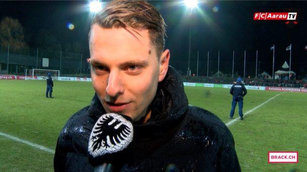 Video-Cover: FC Aarau - FC Luzern 3:5 (01.03.2017, Stimmen zum Spiel)