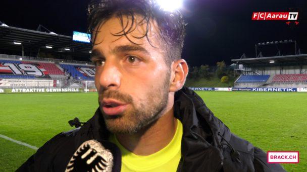 Video-Cover: FC Vaduz - FC Aarau 4:1 (05.11.2017, Stimmen zum Spiel)