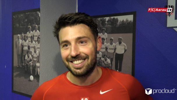 Video-Cover: FC Lausanne-Sport - FC Aarau 0:0 (09.03.2019, Stimmen zum Spiel)