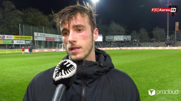 Video-Cover: FC Aarau - FC Winterthur 2:2 (12.04.2019, Stimmen zum Spiel)