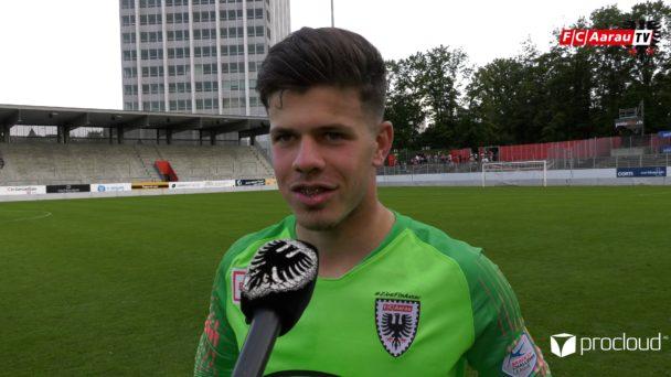 Video-Cover: FC Winterthur - FC Aarau 1:1 (20.07.2019, Stimmen zum Spiel)