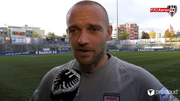 Video-Cover: FC Wil - FC Aarau 3:0 (27.10.2019, Stimmen zum Spiel)