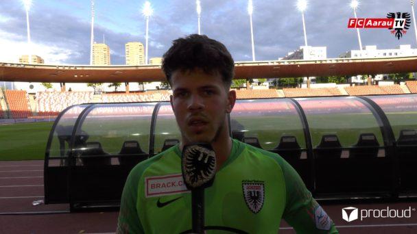Video-Cover: Grasshopper Club Zürich - FC Aarau 5:0 (19.06.2020, Stimmen zum Spiel)