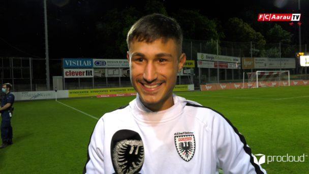 Video-Cover: FC Aarau - FC Wil 4:1 (23.06.2020, Stimmen zum Spiel)