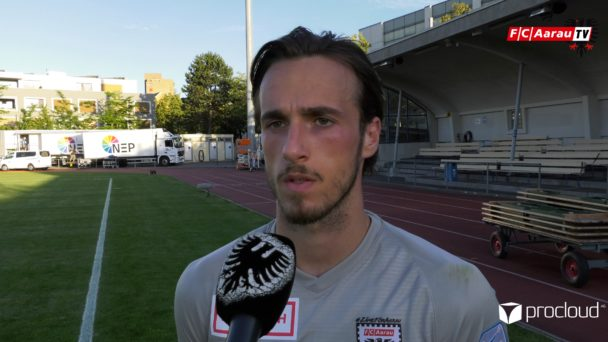Video-Cover: FC Winterthur - FC Aarau 5:2 (30.06.2020, Stimmen zum Spiel)