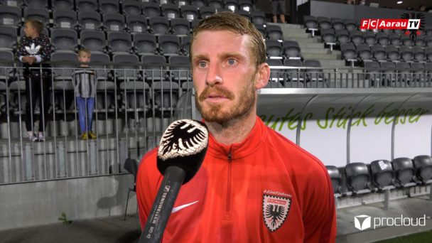 Video-Cover: FC Wil - FC Aarau 3:1 (24.07.2020, Stimmen zum Spiel)