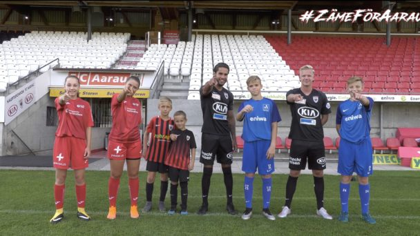Video-Cover: «FCA Family Days»
