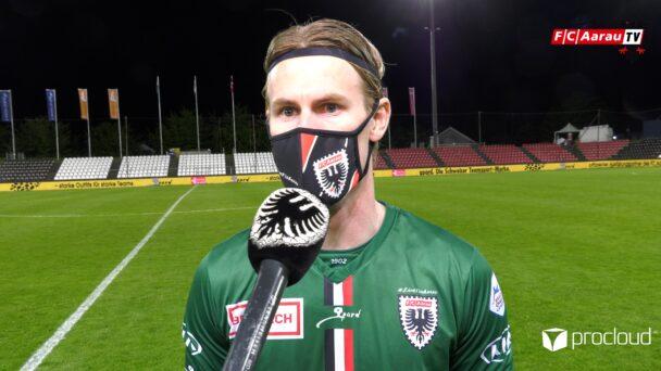 Video-Cover: FC Aarau - FC Stade Lausanne Ouchy 0:3 (20.05.2021, Stimmen zum Spiel)