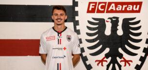 Teaser-Bild für Beitrag «Abwehrspieler Qollaku für zwei Jahre zum FC Aarau»