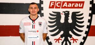 Teaser-Bild für Beitrag «Stürmer Filip Stojilkovic leihweise zum FC Aarau»