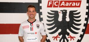 Teaser-Bild für Beitrag «Marco Aratore kehrt zum FC Aarau zurück»