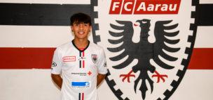 Teaser-Bild für Beitrag «Randy Schneider wechselt leihweise zum FC Aarau»