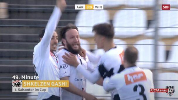 Video-Cover: Rückblick: FC Aarau (Saison 2020/21)
