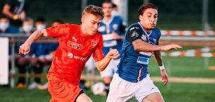 Teaser-Bild für Beitrag «Erfolgreiche Hauptprobe – fünf FCA-Tore gegen Köniz»