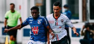 Teaser-Bild für Beitrag «Engagierter Auftritt gegen Vertreter aus der Ligue 1»