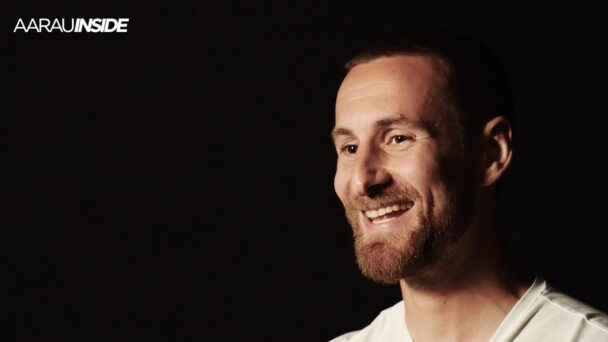 Video-Cover: #AarauInside: Jérôme Thiesson