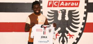 Teaser-Bild für Beitrag «Drei-Jahres-Vertrag für den Mittelfeldspieler Allen Njie»
