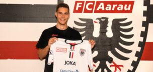 Teaser-Bild für Beitrag «U21-Nationalspieler Kronig wechselt zum FC Aarau»