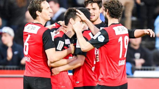 Video-Cover: FC Aarau Challenge-League-Saison 2015/16