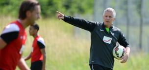 Teaser-Bild für Beitrag «Der FC Aarau stellt Livio Bordoli per sofort frei»