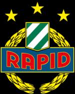 Wappen des SCR (SK Rapid Wien)