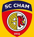 Wappen des SCC (SC Cham)