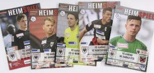 Teaser-Bild für Beitrag «Unsere Matchzeitung als Abonnement (Versand)»