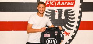 Teaser-Bild für Beitrag «Goalie Anthony von Arx erhält Einjahresvertrag»