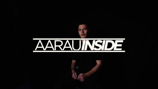 Video-Cover: #AarauInside: Liridon Balaj