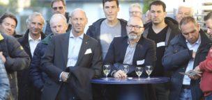 Teaser-Bild für Beitrag «Viele Sponsoren folgten der Einladung des FC Aarau»