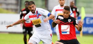 Teaser-Bild für Beitrag «Der FC Aarau verpflichtet Alessandro Ciarrocchi»