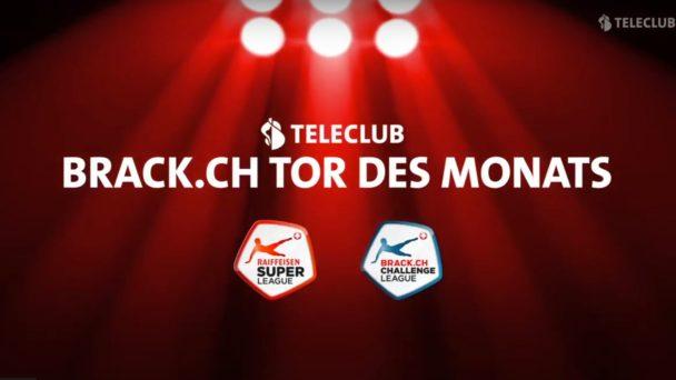Video-Cover: Wahl: «Tor der Monats» (Juli 2019)