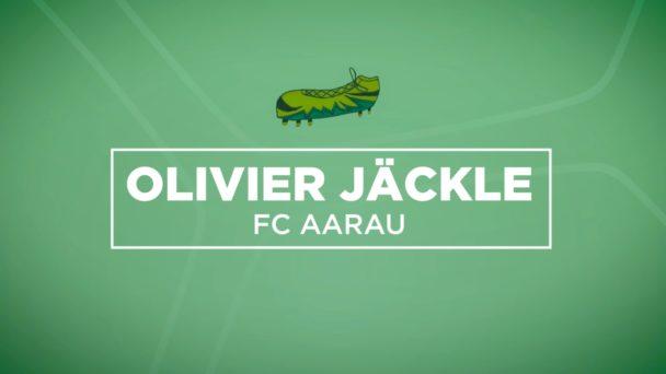 Video-Cover: Statement von Olivier Jäckle (FC Aarau)