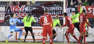 Teaser-Bild für Beitrag «Einmal mehr ohne Treffer gegen den Liga-Neuling»