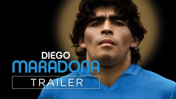 Video-Cover: Trailer: «Diego Maradona»