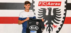 Teaser-Bild für Beitrag «Donat Rrudhani wechselt zum FC Aarau»