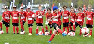 Teaser-Bild für Beitrag «Nur noch vereinzelte Plätze beim FCA-Juniorencamp»