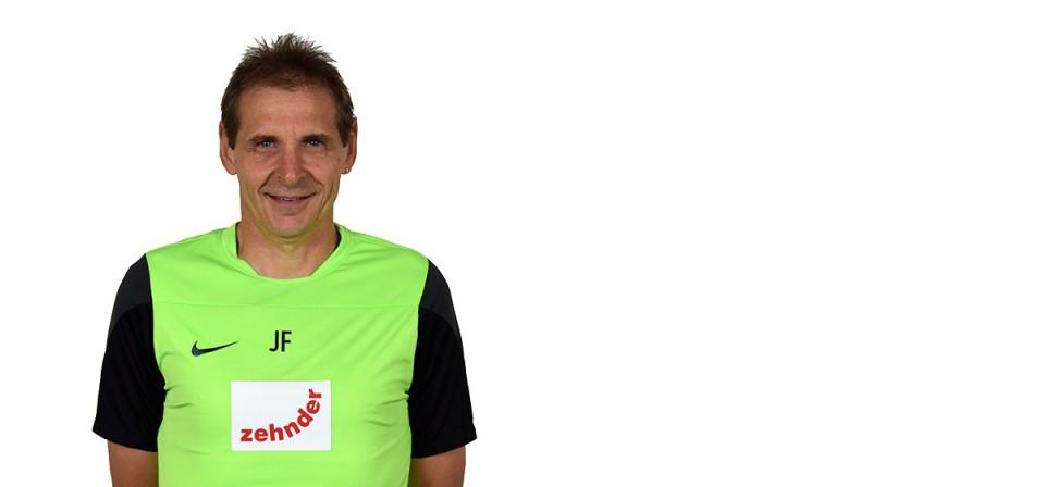 FC Aarau - Stuff Portrait Jean Pierre Frey