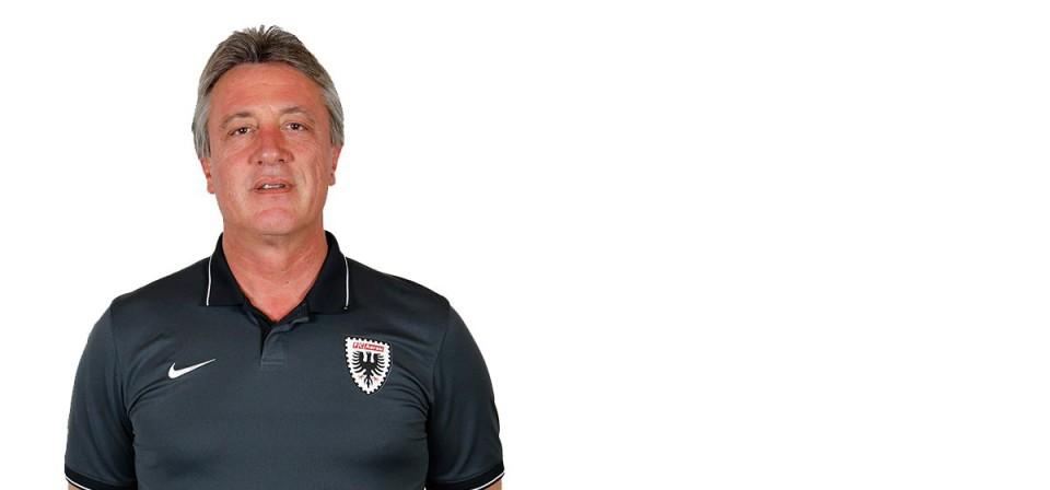 FC Aarau Staff Marco Schällibaum