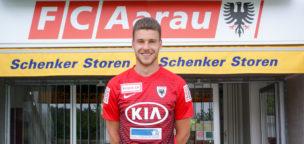 Teaser-Bild für Beitrag «Giuseppe Leo wechselt für zwei Jahre zum FC Aarau»