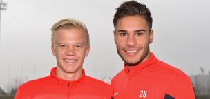 Teaser-Bild für Beitrag «Neue Gesichter beim FCA-Trainingsstart»
