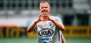 Teaser-Bild für Beitrag «Mats Hammerich verlässt den FC Aarau»