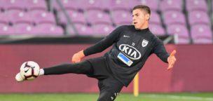 Teaser-Bild für Beitrag «Zwei Aarauer Kaderspieler für U21-Auswahl nominiert»