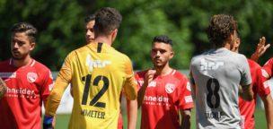 Teaser-Bild für Beitrag «Morgiges Testspiel gegen den FC Thun abgesagt»